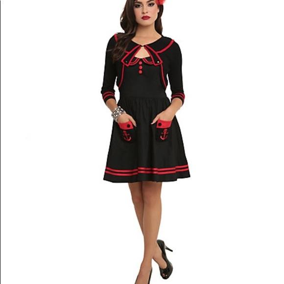 71d0d9a9a8 Hell Bunny Dresses & Skirts - Hell Bunny Vixen Pirate Dress